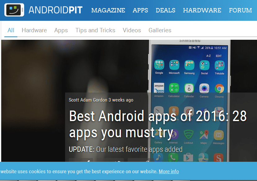 best_android_apps_of_2016