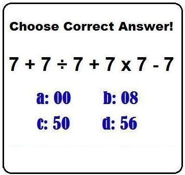 choose_correct_answer