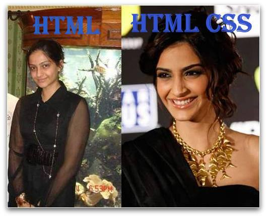 difference_html_html_css