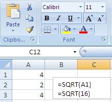 excel_sqrt_formula