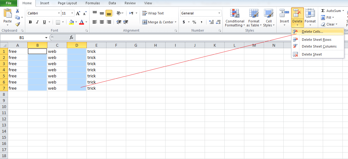 how_to_deleted_multiple_rows_in_excel_part_5