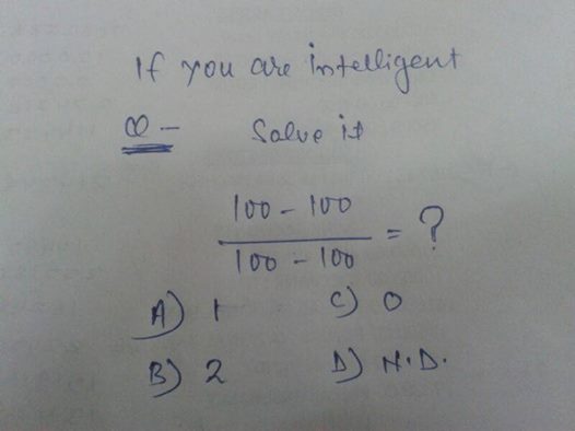 if_you_are_intelligent_solve_it