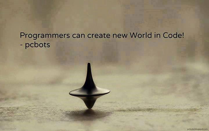 programmers_can_create_new_world_in_code