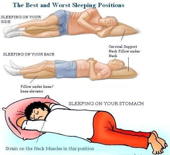 the_best_and_worst_sleeping_positions
