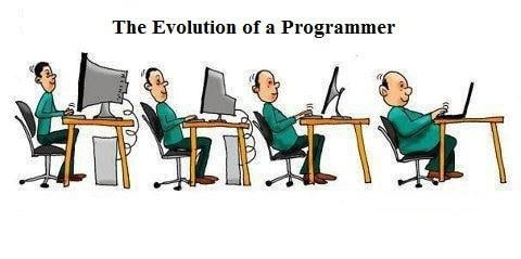 the_evolution_of_a_programmer