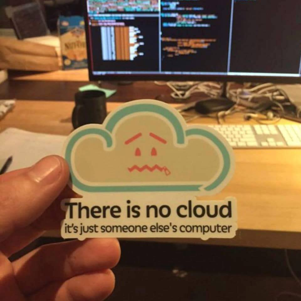 there_is_no_cloud