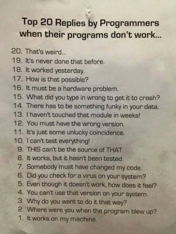 top_20_replies_by_programmers_when_their_programs_dont_work