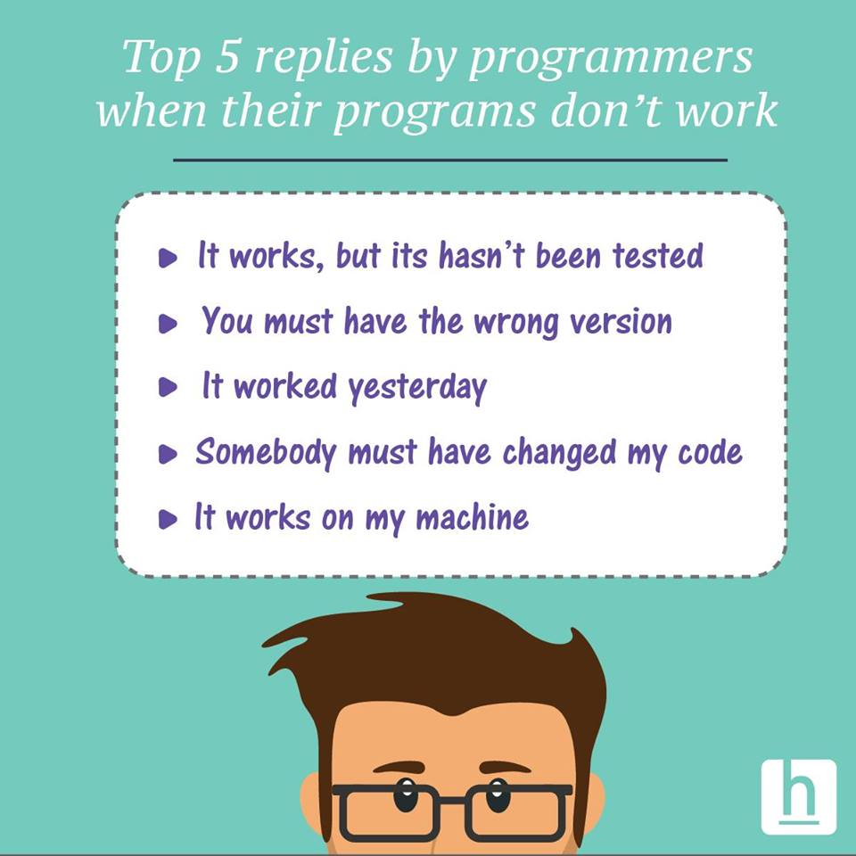 top_5_replies_by_programmers_when_their_programs_do_not_work