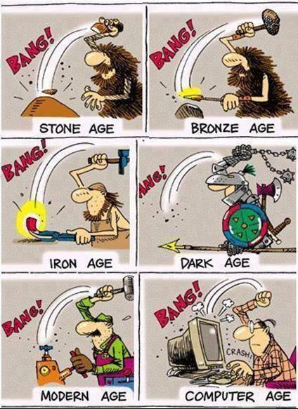 which_age_are_you_living_in_right_now_stone_age