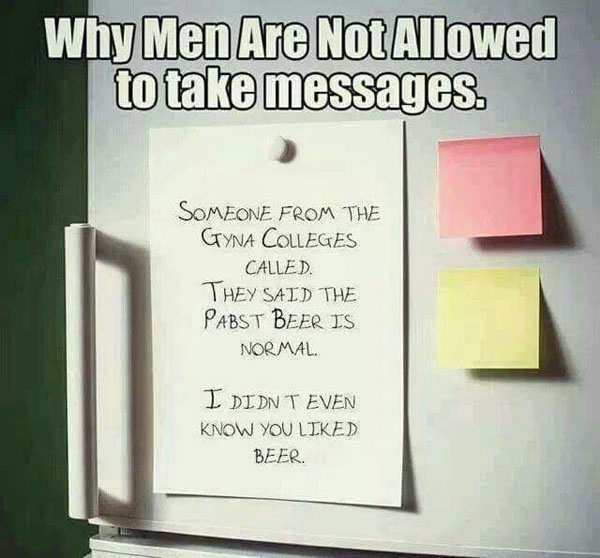 why_men_are_not_allowed_to_take_messages