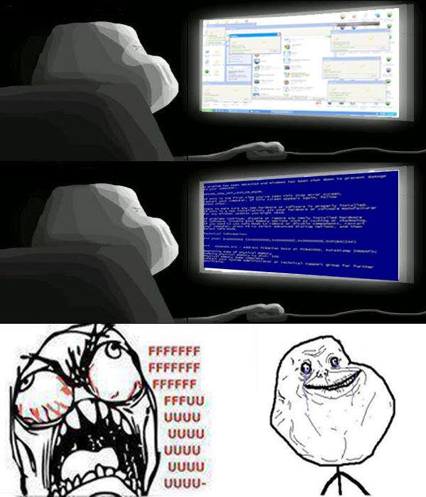 why_you_face_blue_screen