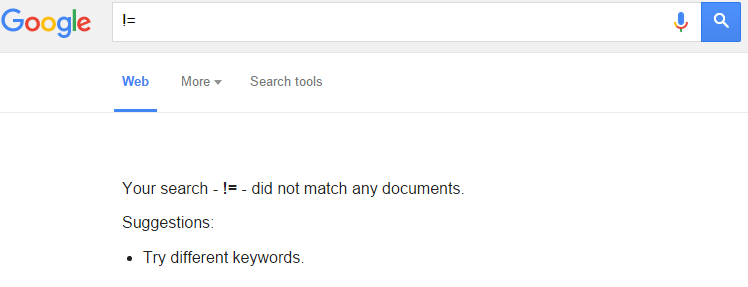 Yes Google You Are Technically Correct Biblipole