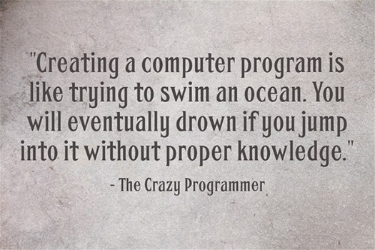 you_jump_into_it_without_proper_knowledge