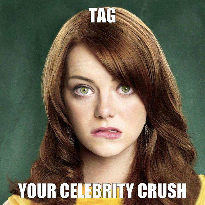 Who is your celebrity infatuation and...? | Yahoo Answers